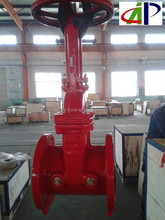 fire control OS&Y Gate Valve with soft seat