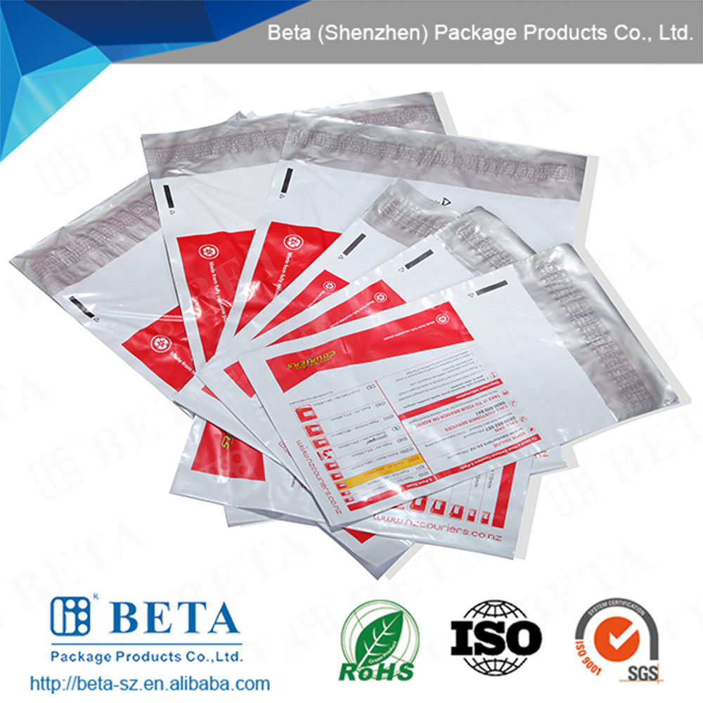 Custom printed mailing bags postage envelopes from alibaba china supplier