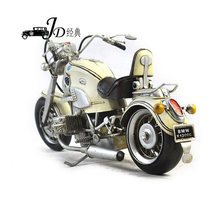 Hot Selling super quality vintage motorcyle model from China