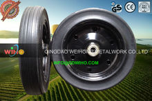 13 inch Solid Rubber Power wheel