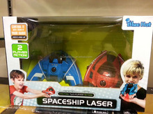 2016 Hot Selling New laser tag gun spaceship toy