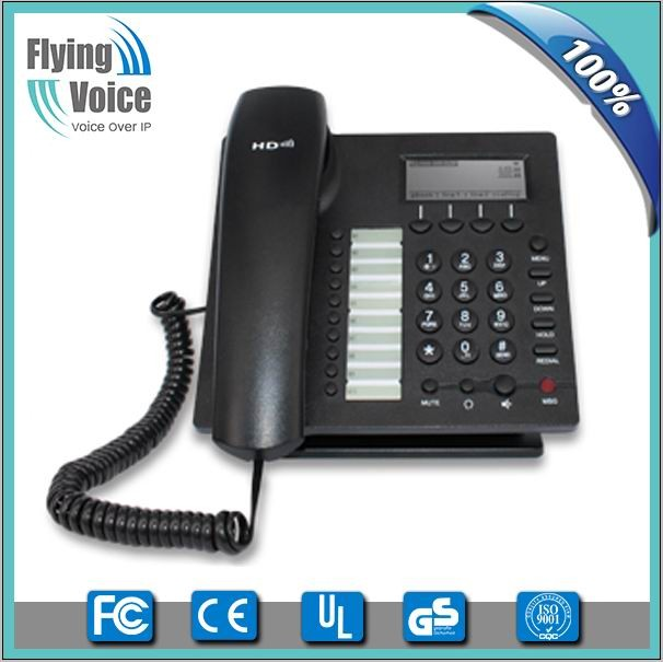 2017 new style! cisco compatible voip service sip ip phone IP622C for smart home