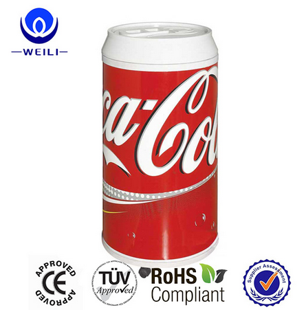 40L foaming top promotional can shape fridge/cabinet(CE CB ROHS SAA)