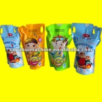 Standup Pouch Filling Sealing Machine