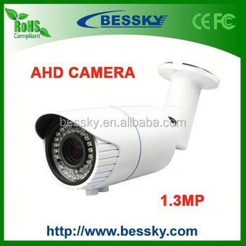 Bessky 1/2.8-inch 1.3 Megapixel CMOS Weatherproof IR AHD Camera Security nixon camera in China