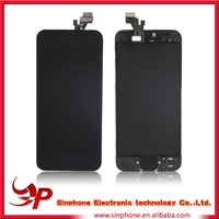 China Wholesale Touch Screen Digitizer LCD Display Assembly for iPhone 5