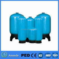 2465 top and bottome opening Water filter RO system water softener FRP vessel tanks