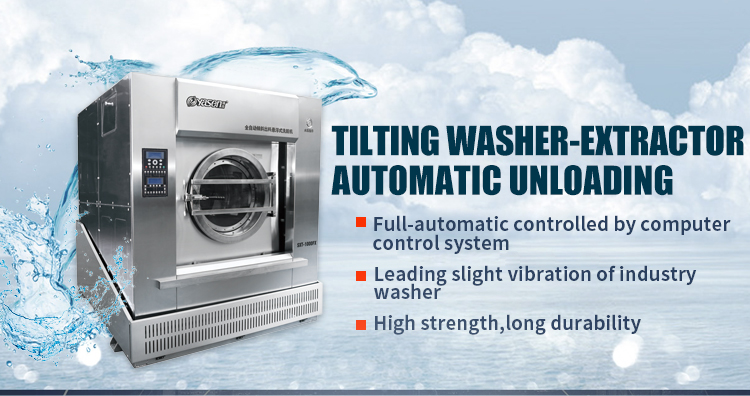 Stable and reliable operation laundry dry cleaning machine price