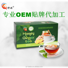 The best healthy and sweet product instant honey ginger tea