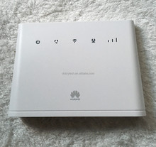 Brand new Unlocked HUAWEI B310 4G LTE CPE router 32 WIFI users 150Mbps 1 sim card 1 RJ11 port