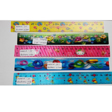 MATTING DIE CUT CHEAP PLASTIC RULER FOR SCHOOL STUDENT