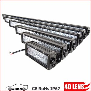 "42"" straight wholesale car off road truck 4x4 4D 400 watt led light bar"