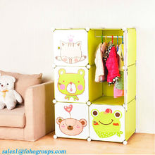 Home Furniture General Use and Bedroom Furniture Type Modern Space Saving Furniture Cheap Plastic Storage Cabinets
