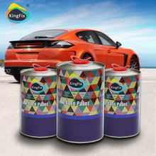best price Easy color car paint sample For 2K primer surfacers