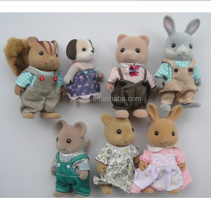 Sylvanian families plush stuffed toy