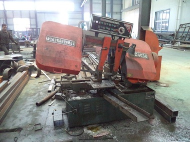 Spices Processing Machinery - Sawing