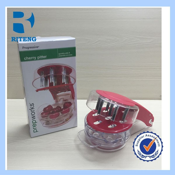 Food Safe Plastic Olive Pitter Cherry Corer Cherry Pitter