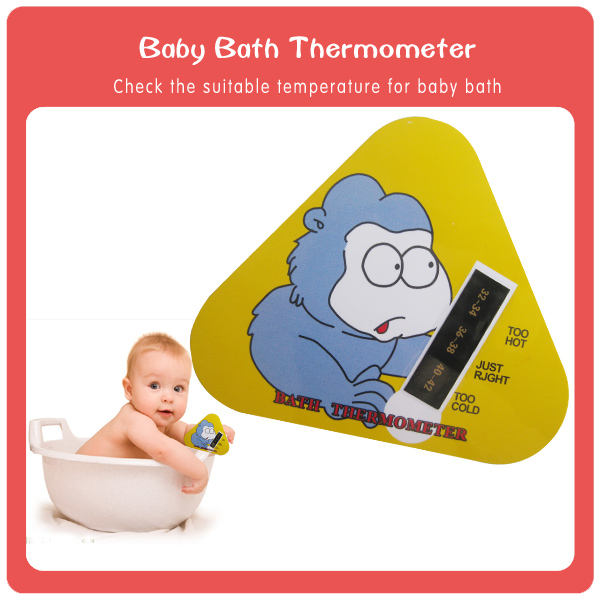 Water Thermometer baby bath thermometer