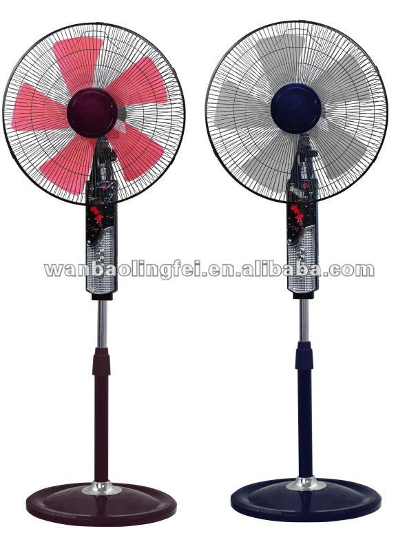 New air conditioning 18 inch big electric stand fan