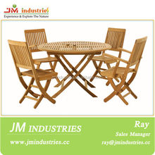 best selling table and leisure chair for outdoor dining furniture