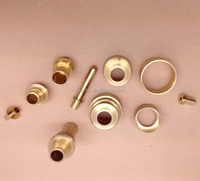 Top-selling Brass Electronic Cigarette accessory parts factory customized OEM wholesale