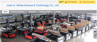Alibaba Trade Assurance leather fabric co2 laser cutting machines for small business hot sale
