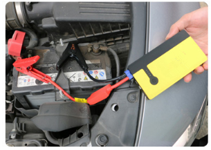 car battery booster