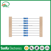 2W 150 Ohm 1% Through Hole Metal Film Resistor