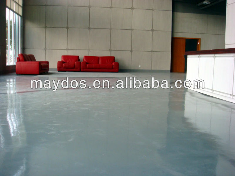 HOT SELL!!! Maydos Dust Proofing Epoxy Industrial Concrete Floor Coatings(China floor coatings)