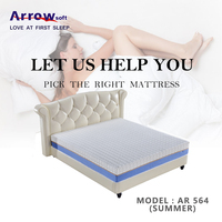 High Quanlity Compressed Mattress And Rolled