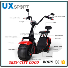 High power and fashion image electric motorcycle 60V 3000W lithium battery