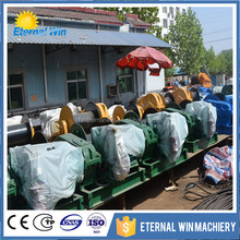 Wire rope electric lashing winch from factory