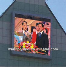 Special promotion!!!!!!!!!wall mounted p10 advertising display led screen outdoor,video led sign boards p10