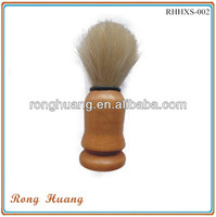 Cheap wooden bristle shaving brush