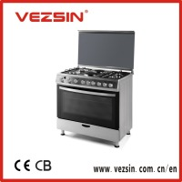 6 gas burner,90*60, Free-standing gas cooker,cooking ranges, oven, gas,electric
