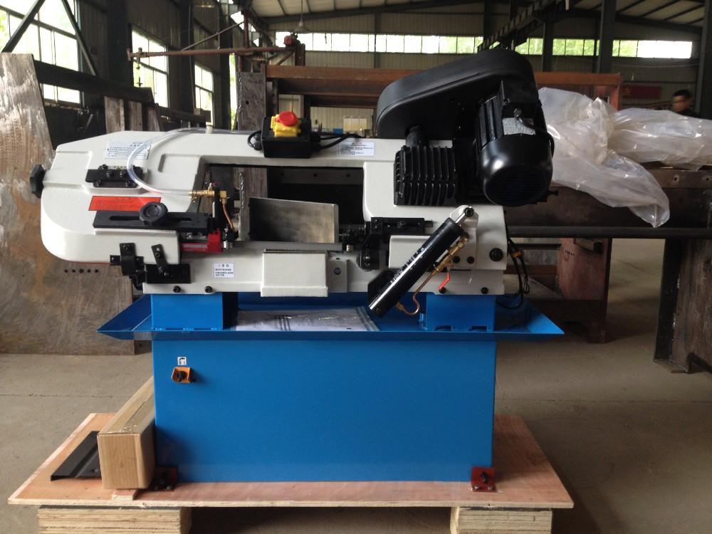 Balanço Máquina De corte Da Tubulação Da Máquina de Serrar Banda bs-máquina 712N