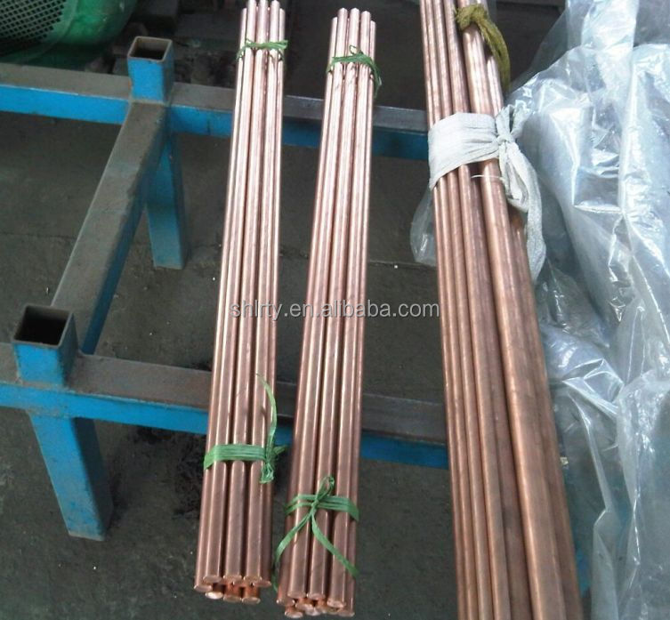 C18150 / CuCrZr Bronze Bar Tensile Strength MPa 540-640