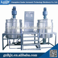 2014 Hot sale double impeller leaching agitation tank