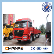 30ton Large Container volume 8x4 Traction 12wheel heavy cargo truck