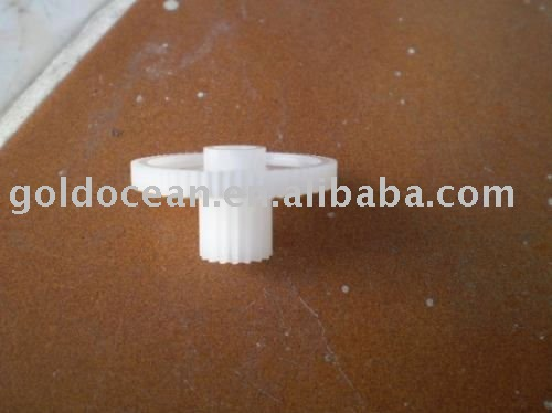 driver gear Assy LX 300/LX300+ / part No:1050416/gear LX 300 /LX300+/dot matrix printer gear LX300+/LX300