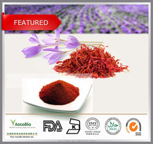 100% Natural Saffron seed extract, Saffron extract powder, safranal 0.1%~0.4%