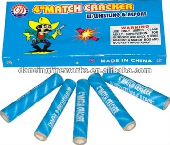 MATCH CRACKER FIRECRACKERS FIREWORKS