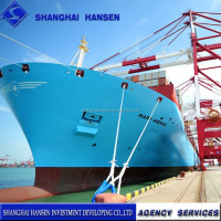 Logistics shipping agency of import and export agent services quick&Professional
