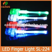 Promotional item led finger light