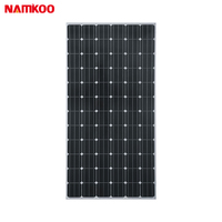 china supplies cheap price monocrystalline power home solar panels