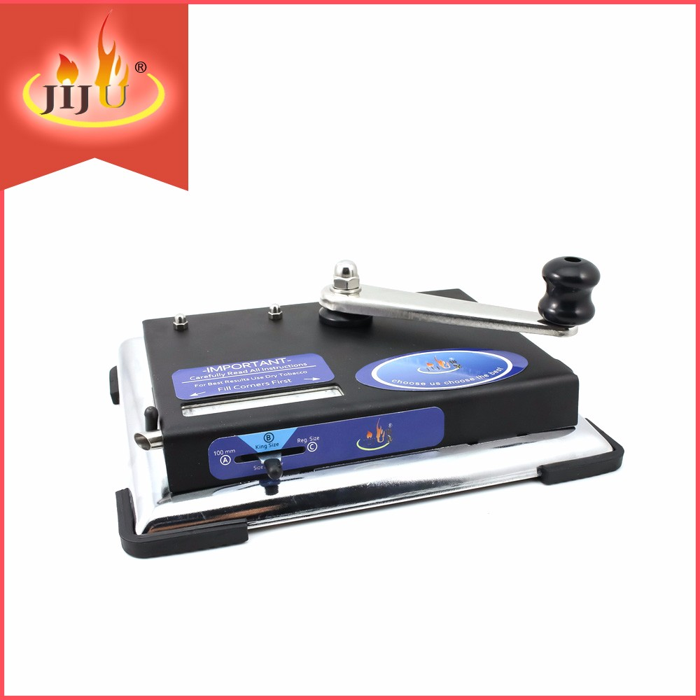 2016 Hot Selling JL-043B Yiwu Jiju High Quality Industrial Manual Cigarette Rolling Machine