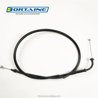 original quanlity motorcycle clutch brake cable material inner wire GN125 throttle for motor bike