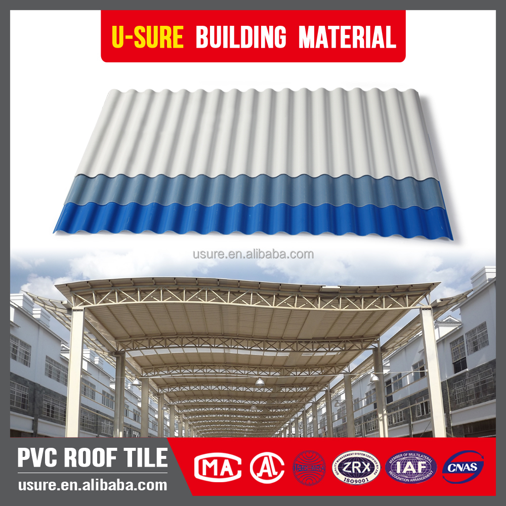 Wave design sheep shed prefabricated roof panels clear for Prefabricated roofing systems