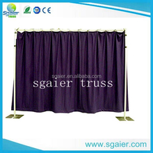 Used Pipe And Drape For Sale Wedding Backdrop Stand from Sgaier Truss