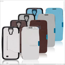 Stand Flip PU Leather Case Cover for SAMSUNG Galaxy S4/ i9500 P-SAMI9500CASE039